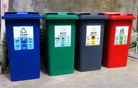 天門垃圾桶,小區垃圾桶價格