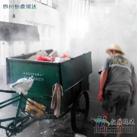 喷雾降尘除臭设备