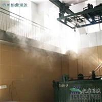 广西喷雾除臭项目案例