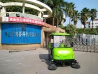 工廠選擇南寧駕駛式掃地機的好處