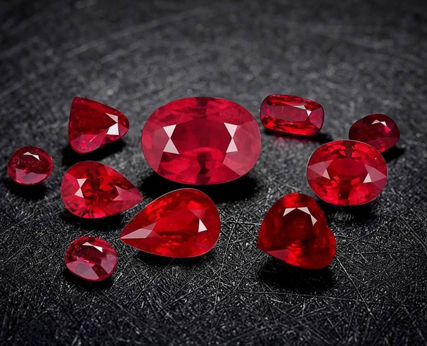 红宝石戒面近期价格是多少