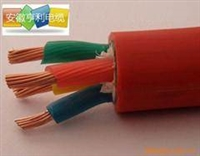 4mm2电机引接线ZRA-JFGPR高温硅橡胶电缆