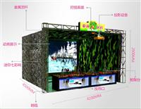 3D多人實感狩獵實戰互動館 狩獵英雄獵神廠家直銷