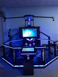 高人氣VR設備 VR行走空間 VR八度空間 戰神 定位空間 游樂設備廠