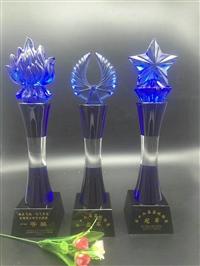 佛山水晶獎杯定做 佛山獎杯制作公司 佛山水晶獎牌廠
