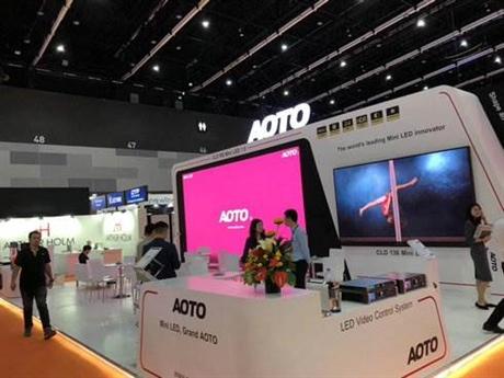 上海展台搭建设计 活动布置 选上海展览展示工程有限公司