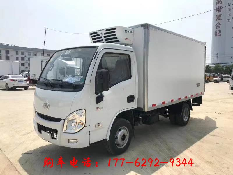 c1驾照可开跃进小厂商v厂商冷藏车别墅的澧县福星图片