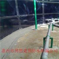博罗县 集水池防渗漏方案