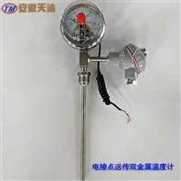 萬向徑向軸向雙金屬溫度計,安徽溫度傳感器