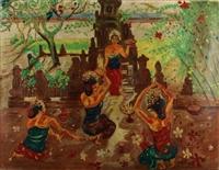 勒迈耶油画近期快速拍卖成交记录