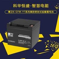 科华蓄电池6-GFM-100 12V100AH