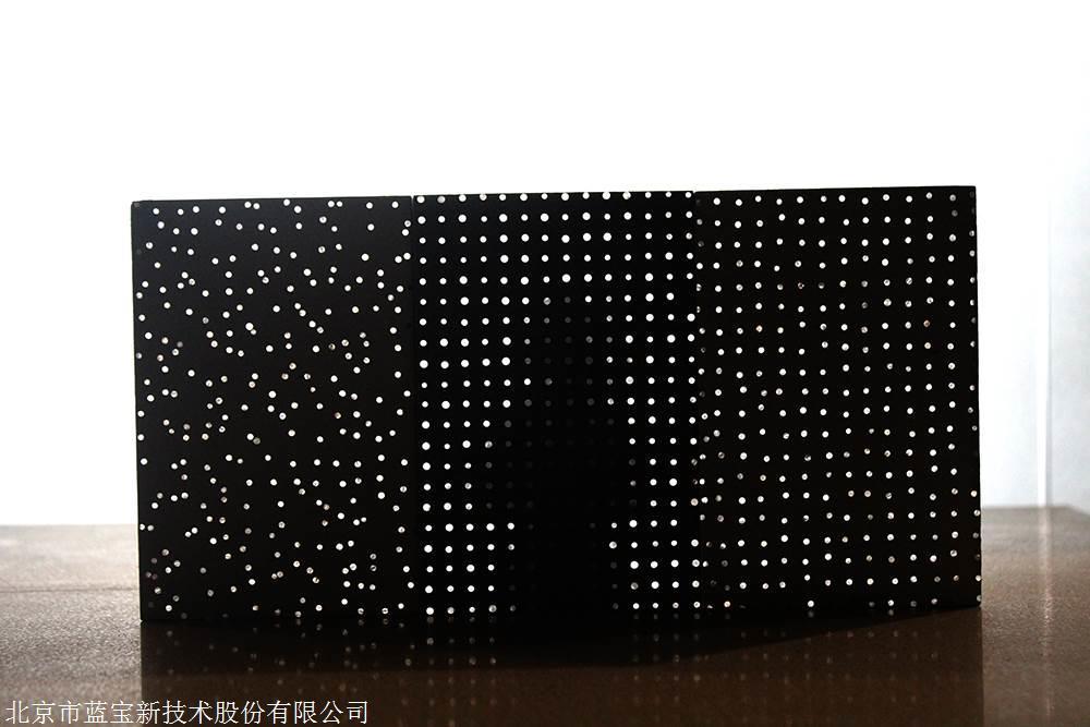 蓝宝清水艺术透光水泥混凝土挂板