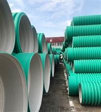 陕西PVC双壁波纹管 SN8高波波纹管 大口径DN800排水管厂家