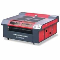 德尔激光切割机 全自动高速皮毛激光切割机 切割机