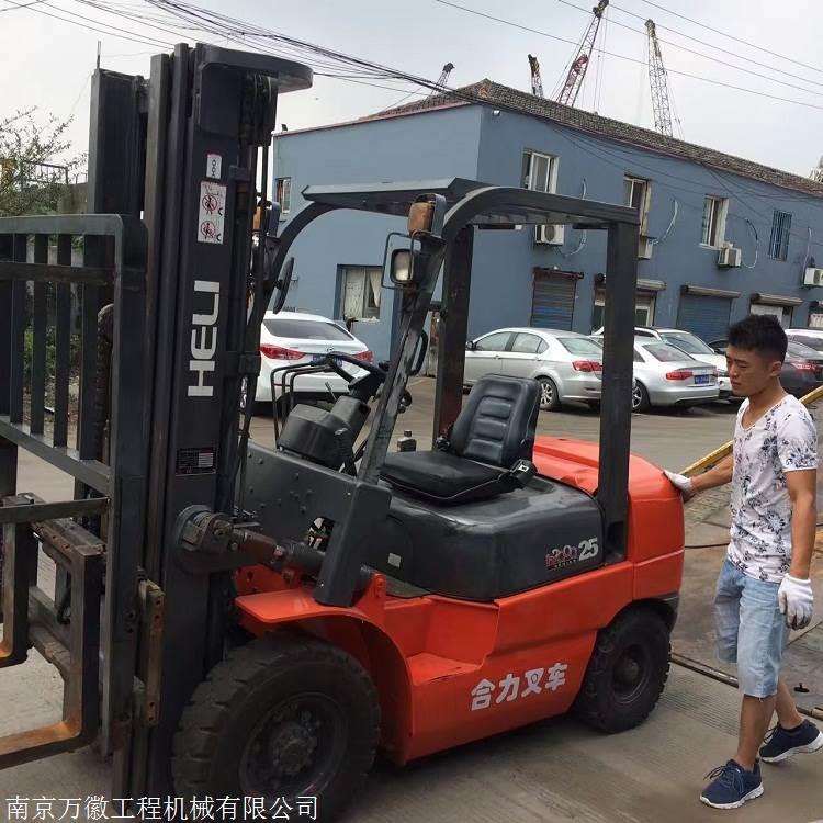 江苏江阴、宜兴二手电动叉车、无锡二手叉车,仓储堆高搬运叉车