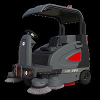 常熟洗地机  学校清洁  驾驶式洗地机现货供应