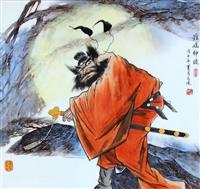 郭文连瓷板画想要私下交易 鉴定高价私下交易