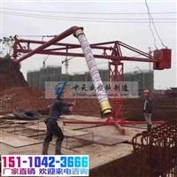 甘肃天水18米混凝土布料机使用说明
