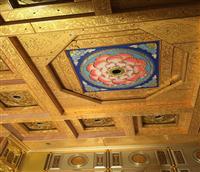 寺廟吊頂廠家大雄寶殿佛堂天花板