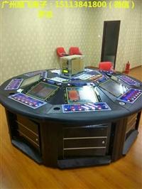 8人黑红梅方王游戏机多少钱一台