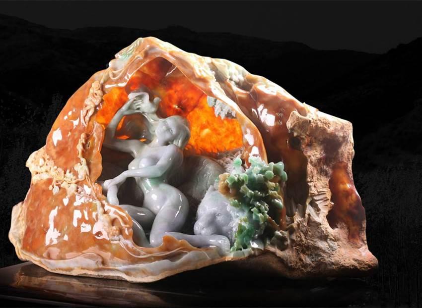 始祖奇石价值鉴定拍卖