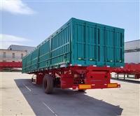 香港大型機械設備低平板半掛車