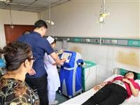 兢仁胃腸動力治療儀在醫院的使用