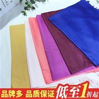 围巾 披肩 丝巾 广州品牌女装折扣市场 广汇佳女装尾货供应链