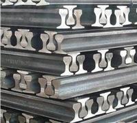 昆明轨道钢厂家 轨道钢价格