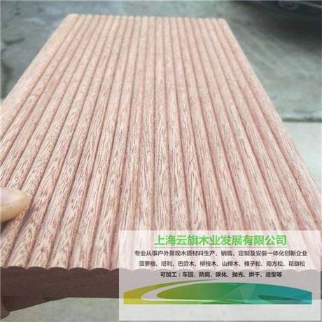 乐清市工厂现货直销:柳桉木板材、柳桉木木方、柳桉木地板等木材