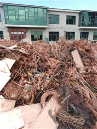 二手電纜回收合肥回收二手電纜價格