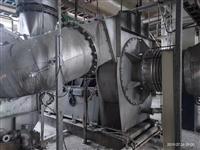 二手钛材质蒸发器 二手MVR钛材浓缩结晶蒸发器