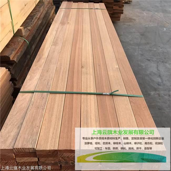 贵港马来菠萝格地板多少钱一方 钦州柳桉木地板哪里卖