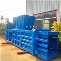 80噸臥式廢紙液壓打包機 紙箱紙板打包機生產廠家