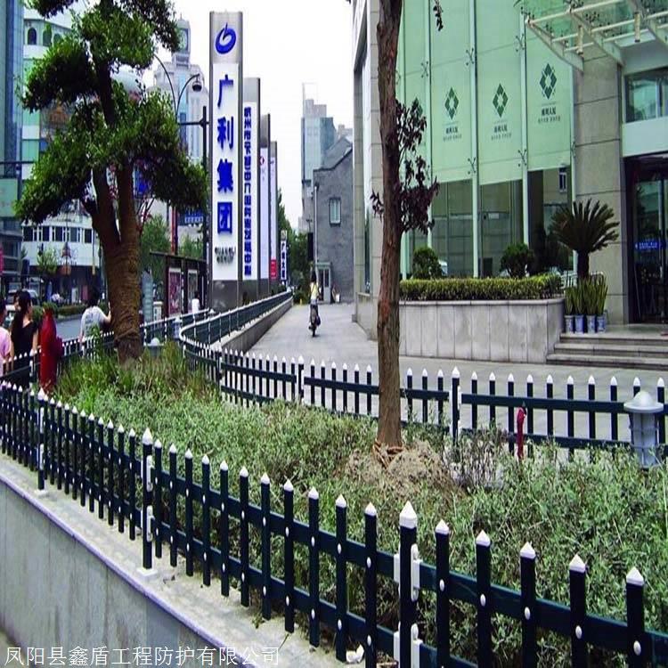 滁州pvc花坛护栏 南陵pvc草坪护栏