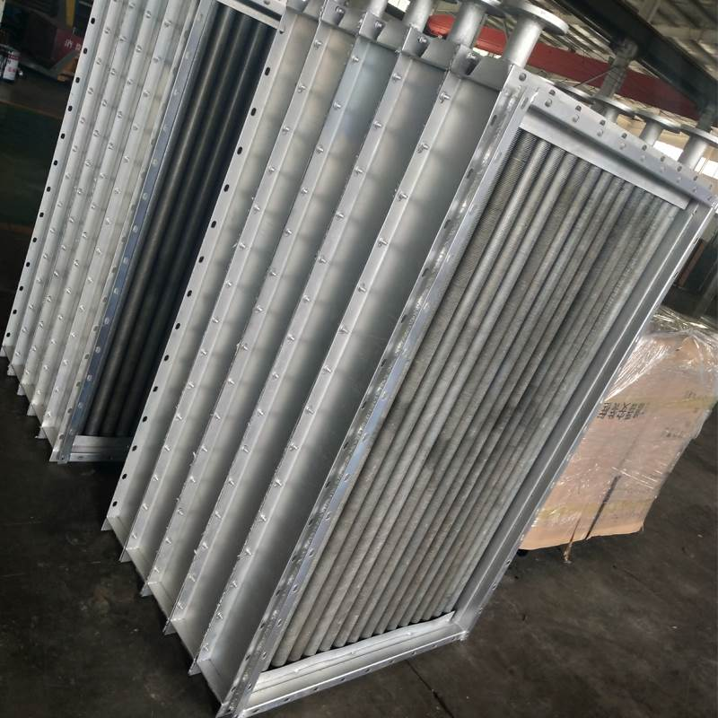 北京 工业螺旋翅片管散热器 价格范围