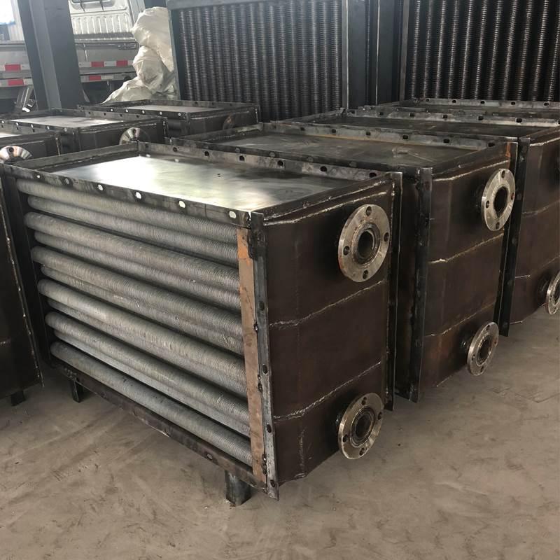 鑫程祥高频焊翅片管散热器 厂家销售