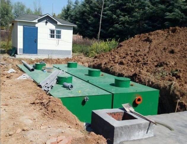 西吉县酒店污水处理设备