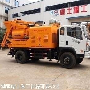 益阳市混凝土泵车厂家