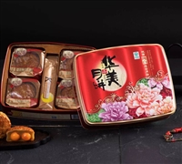 乐山市月饼厂家华美苏式礼盒