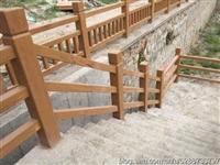 水泥仿木欄桿模具價格