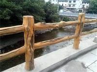 如何區分好的水泥仿木欄桿