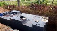 新農村廢水處理廠工程