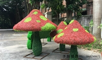 綠雕仿真使用時間-深圳仿真綠雕廠家為你解答