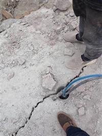 四平挖地基破石頭機器