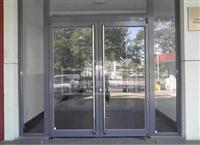 南寧鋪面玻璃門安裝