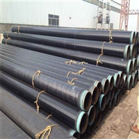 埋地3pe防腐无缝钢管 钢管聚乙烯防腐厂家