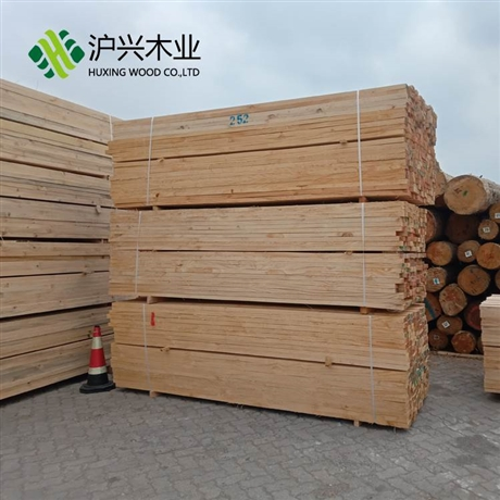 太仓木方加工厂 辐射松木方厂 铁杉木方常用尺寸 樟子松木方批发