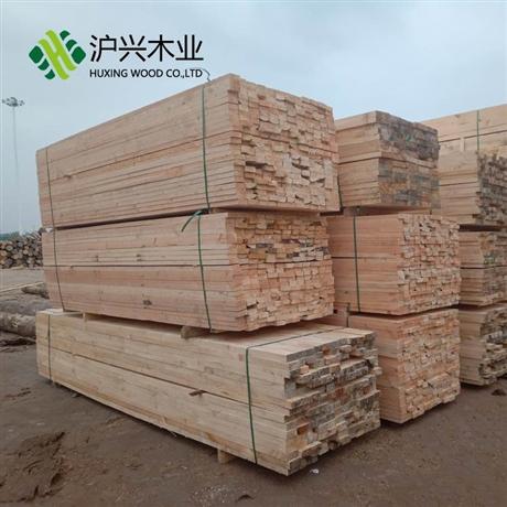 工地工程用建筑木方价格 花旗松方木 樟子松木板材 防腐木定制
