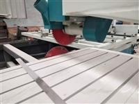 山東華洲廠家直供數控裁板鋸h-01往復式裁板鋸